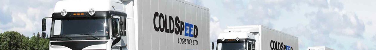 Coldspeed Logistics Ltd - Refrigerated Transport